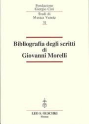 Copertina di Bibliografia degli scritti...